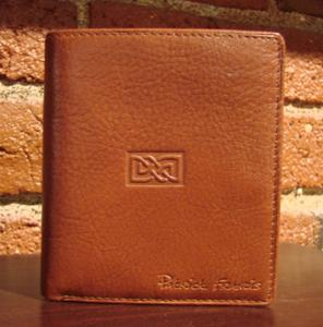 Men's Celtic Design Brown Leather Wallet WBL02BR