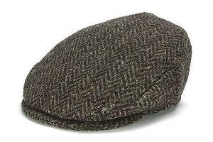 Men s and Ladies Donegal Tweed Vintage Flat Cap - All Things Irish ... c58795cdbdc