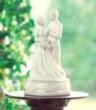 Belleek China Claddagh Cake Topper WBB3542