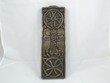 Celtic Cross of Journeys & Meetings Wall Hanging from Wild Goose Studio WBWG98.1