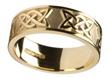 Ladies14k Gold Lovers Knot Wedding Band WBWED294